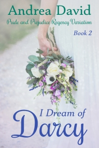 I Dream of Darcy book cover